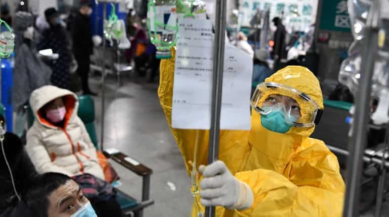 World Health Organization says novel coronavirus not pandemic, fighting misinformation crucial