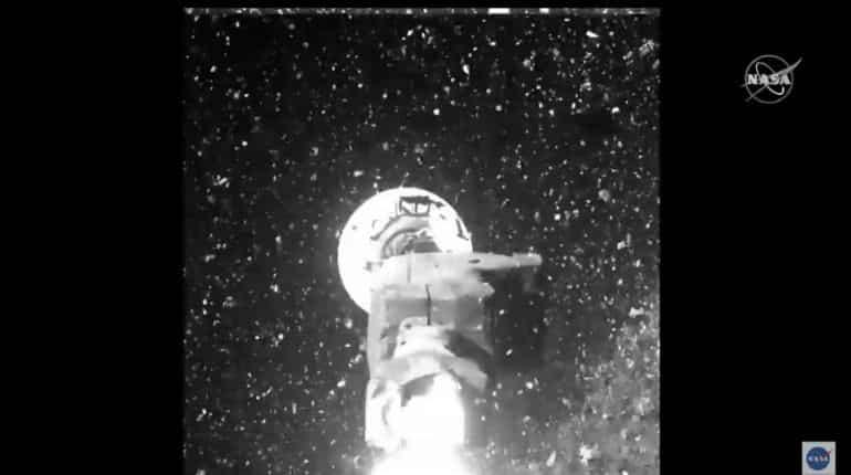 NASA asteroid mission