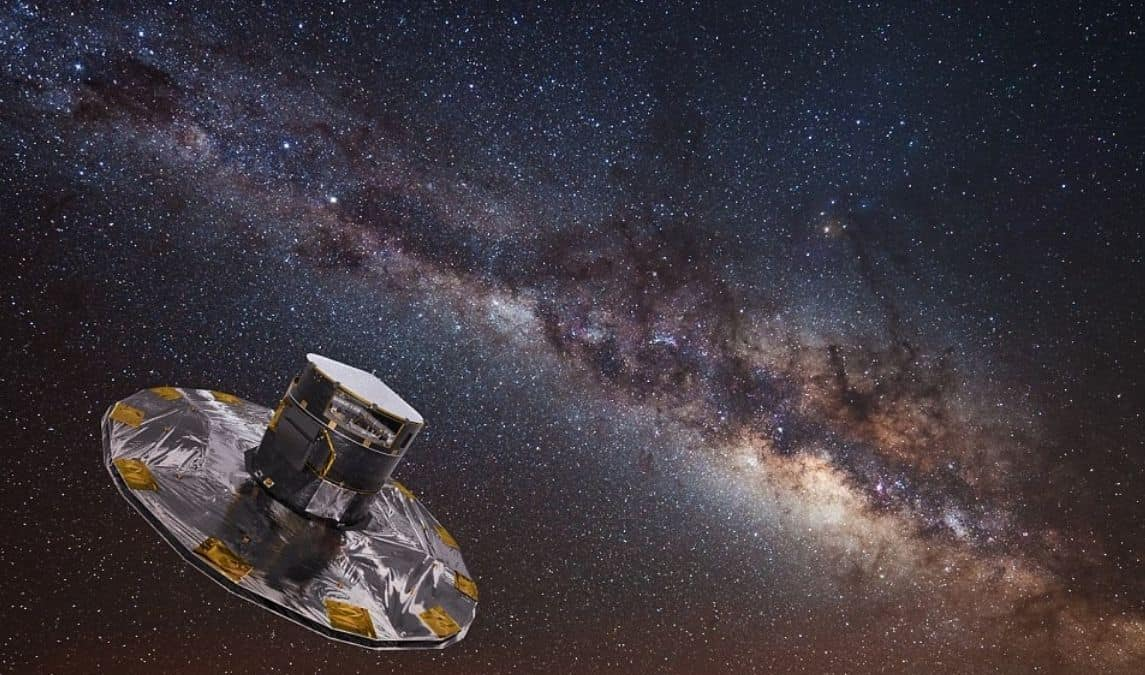 United Kingdom scientists produce stunningly accurate 3D map of the Milky Way