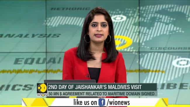 India signs USD 50 million defence LoC agreement to boost maritime capabilities of Maldives