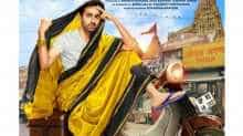 Ayushmann Khurrana in a poster of 'DreamGirl'.