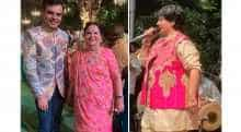 Akash Ambani pre-wedding function.