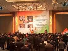 PM Modi addresses vibrant Indian community in Seoul