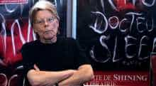 File photo of Stephen King