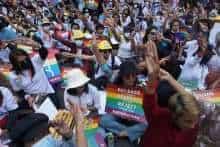 Myanmar's LGBTQ activists