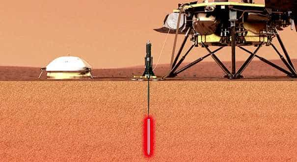 NASA latest Mars lander called InSight