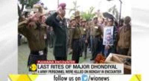 Nation pays homage to heroes of Pulwama
