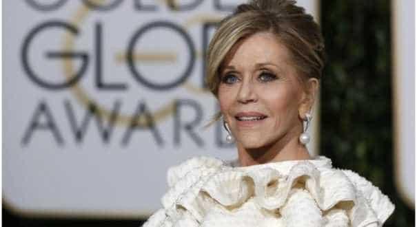 File photo of Jane Fonda