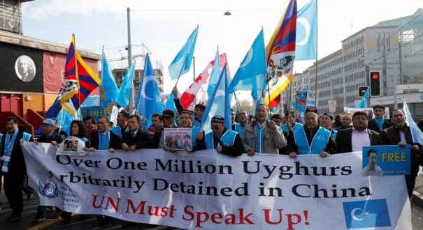 Uighur Muslims in China