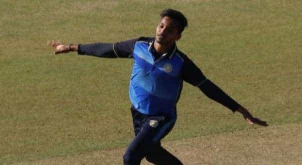 Tempo driver's son Chetan Sakariya mourns brother's loss as RR sign him for INR 1.20 crore IPL contract