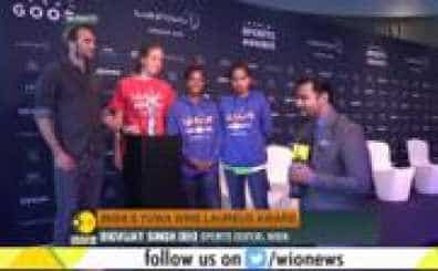 WION speaks to Laureus awardess Yuwa