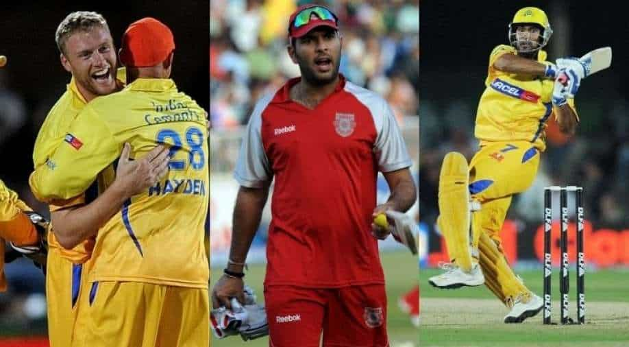 From MS Dhoni to Yuvraj Singh: Costliest picks in every IPL auctions