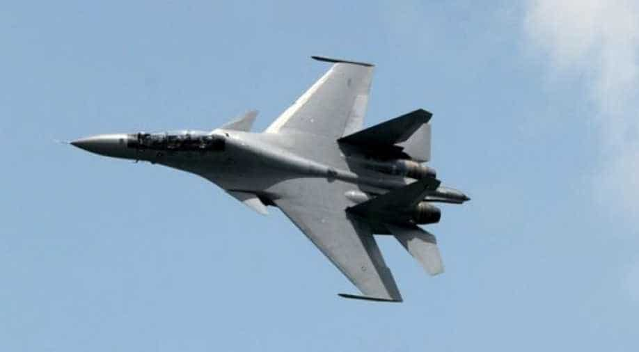 Chinese fighter jets enter Taiwan`s airspace, given `verbal warnings`