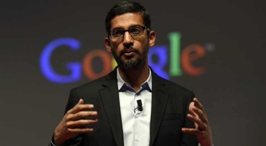 Google CEO Sundar Pichai announces $10 billion invesment in India