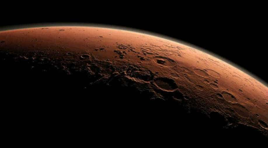 NASA boss says first Martian 'likely to be a woman'