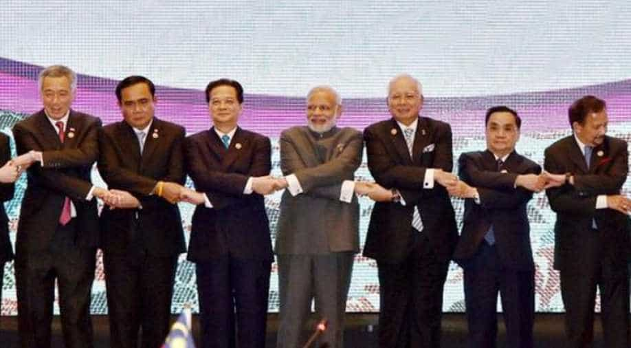 Enhancing connectivity with ASEAN a major priority for India: PM Modi