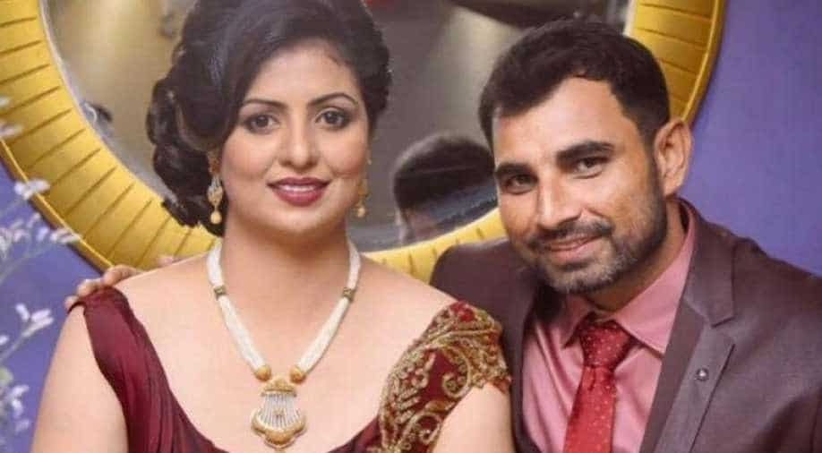 Pacer Mohammed Shami charged in alleged dowry, harassment case