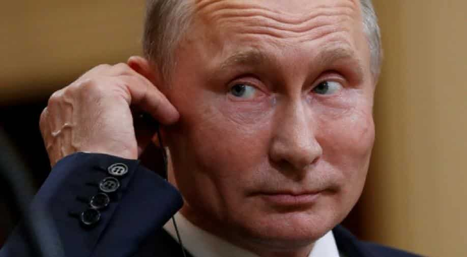 Putin warns U.S. with new missiles aimed at Western capitals