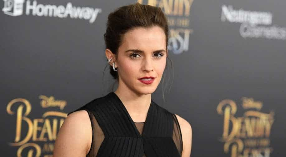 Emma Watson Is Taking Legal Action Over Stolen Private