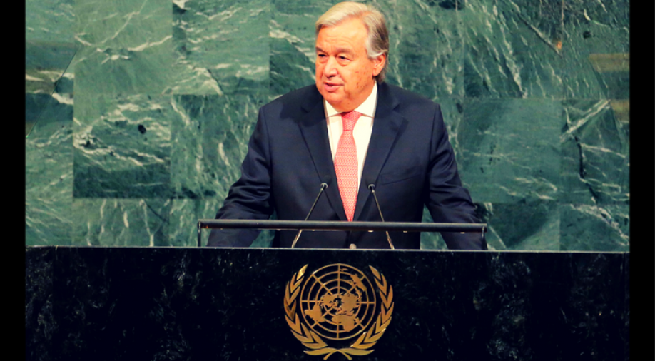 United Nations  facing worst financial crisis in 10 years - Guterres