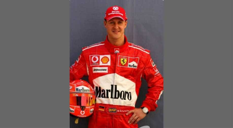Motorsport: Michael Schumacher admitted to hospital for secret treatment