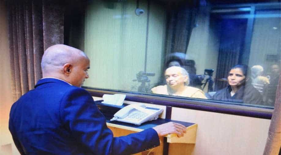India asks World Court to order release of Kulbhushan Jadhav