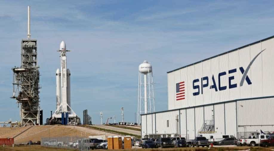SpaceX's test of its Crew Dragon Capsule has ended in smoke