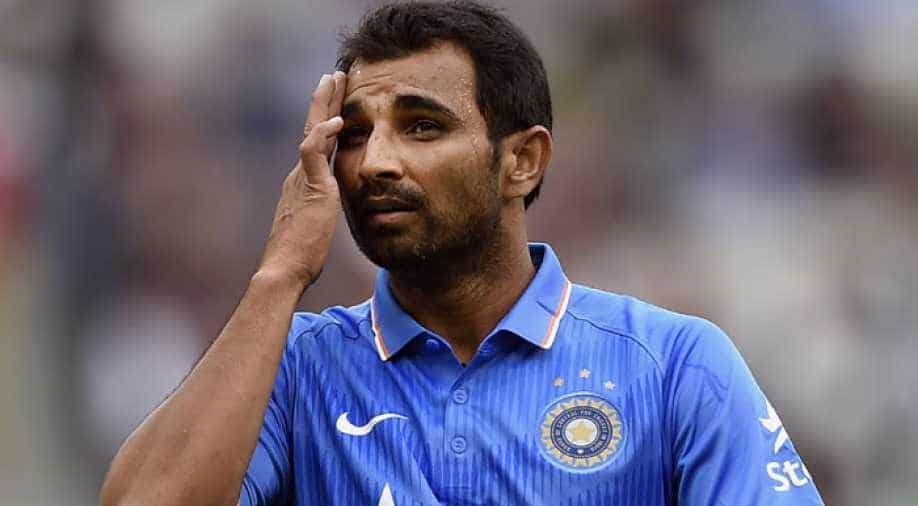Shami recounts dark phase of his life during injury layoff