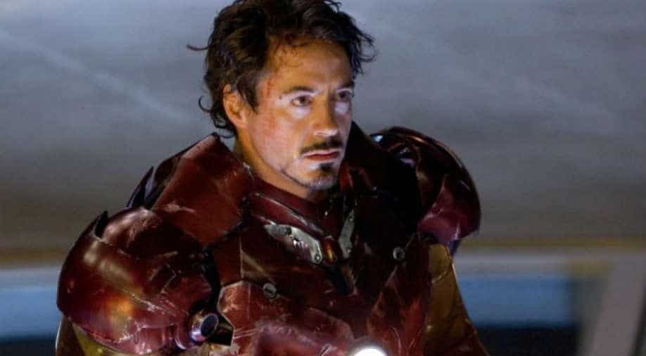 Robert Downey Jr. Shuts Down 'Black Widow' Rumors