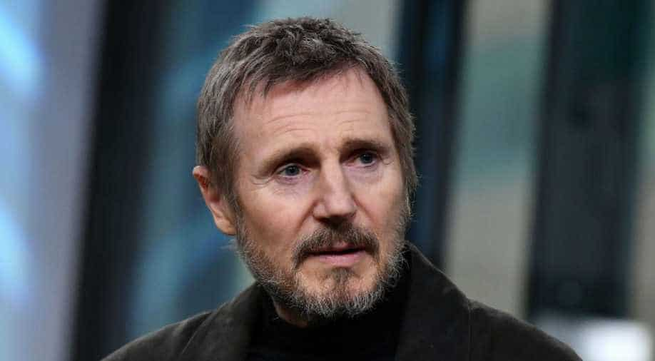 Liam Neeson's 'The Marksman' Comes to No.1 at the Box Office
