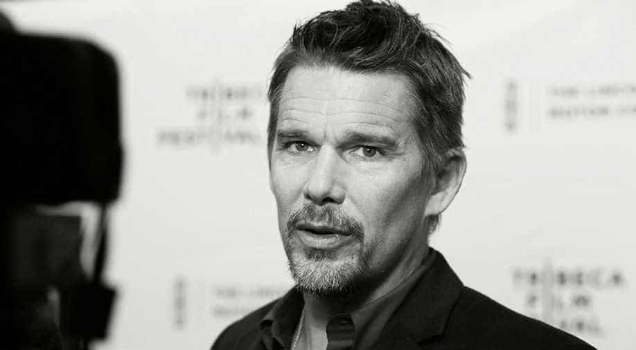 Ethan Hawke joins Oscar Isaac in Marvel's 'Moon Knight' TV series