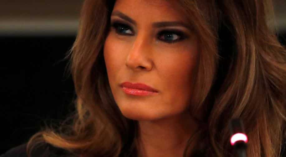 Melania Trump breaks silence, says this about Donald Trump`s supporters