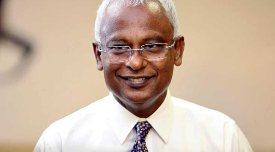 Commonwealth takes back Maldives after 40 months