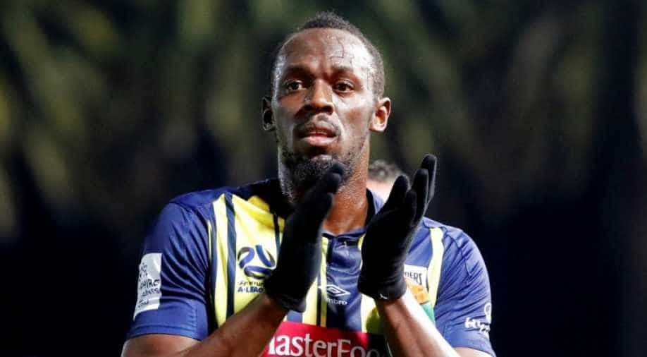 Usain Bolt trial finished at Central Coast Mariners  7f05ec236e
