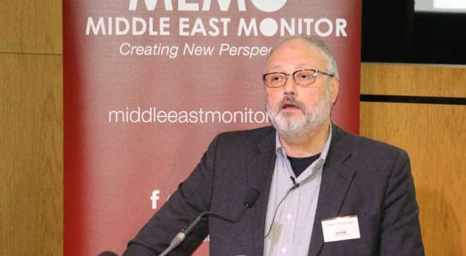 Saudis held 3 court sessions on 'heinous' Khashoggi killing