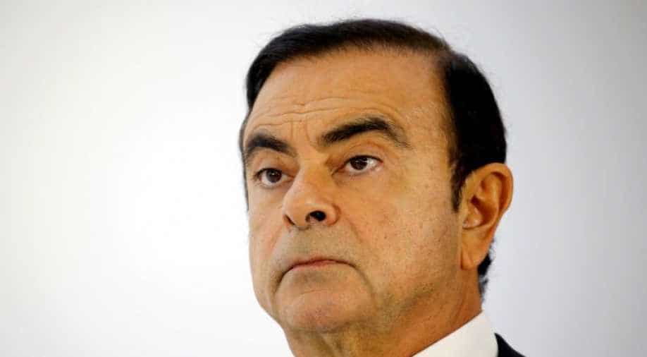 Ex-Nissan chief Carlos Ghosn pays bail, set to leave Japan prison