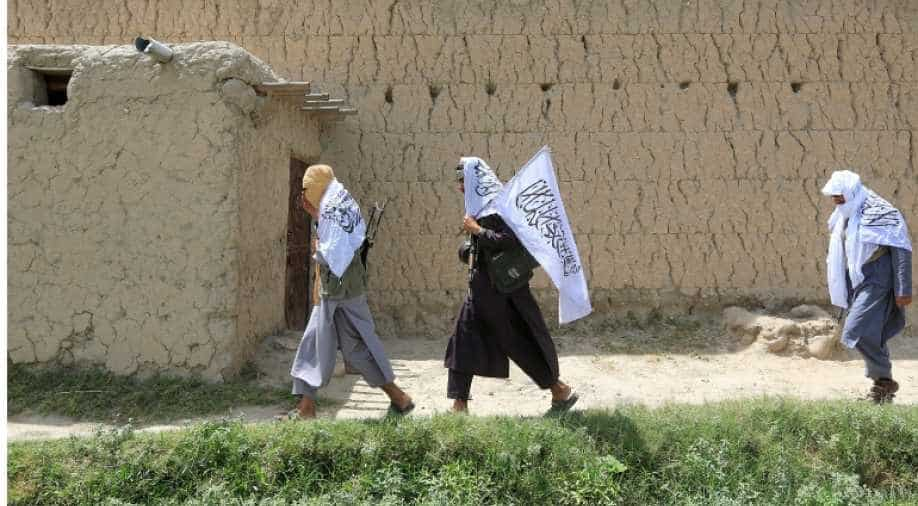 Taliban: Work on agreement with US complete