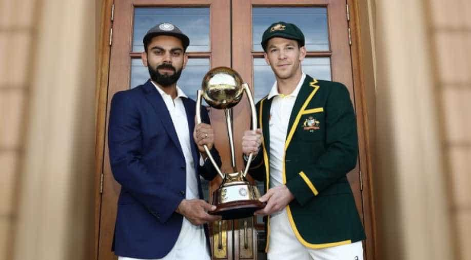 BCCI not keen on 5 Tests in Australia