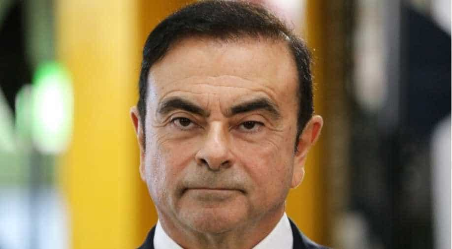 Renault strips Ghosn loyalist of executive role