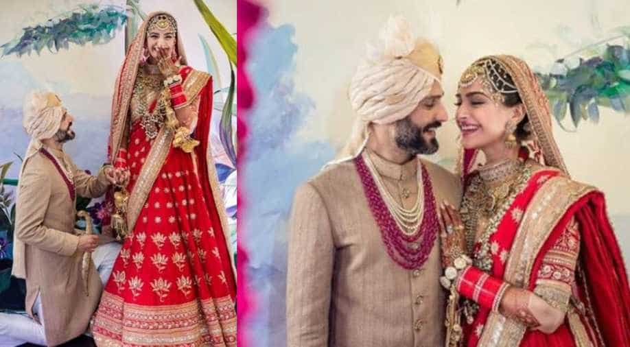 Rhea Kapoor surprises Sonam Kapoor and Anand Ahuja with an adorable video on their wedding anniversary