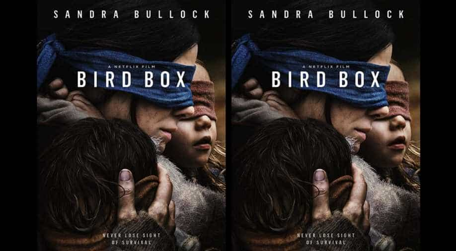 Bird Box: Netflix removes controversial footage of real-life train crash