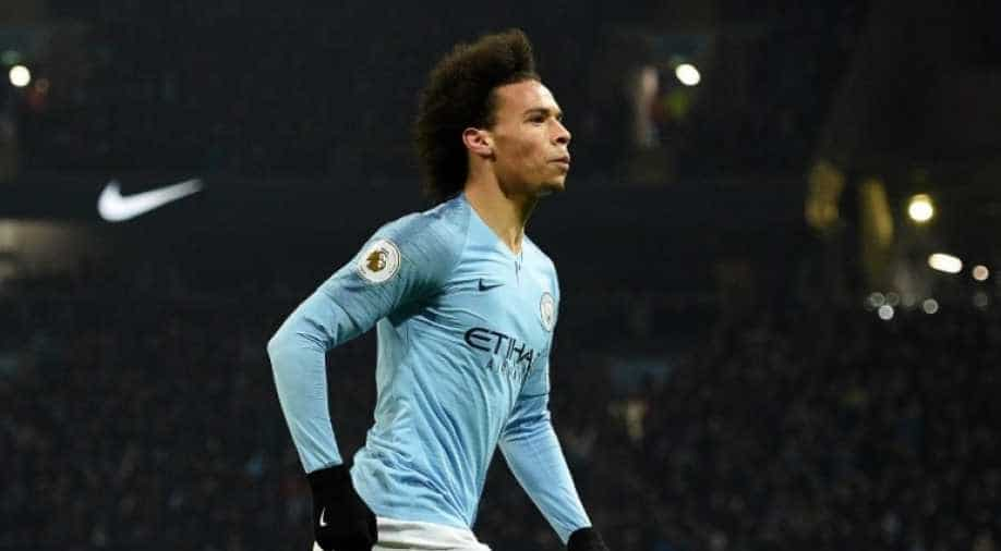 German global  Sane wants to leave Manchester City, says Guardiola
