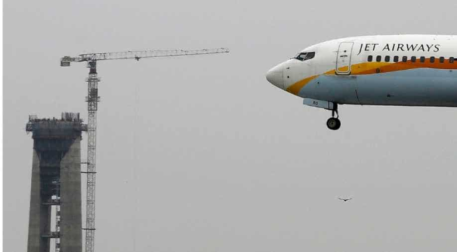 Jet airways suspends ops of 13 int'l routes over rentals non-payment