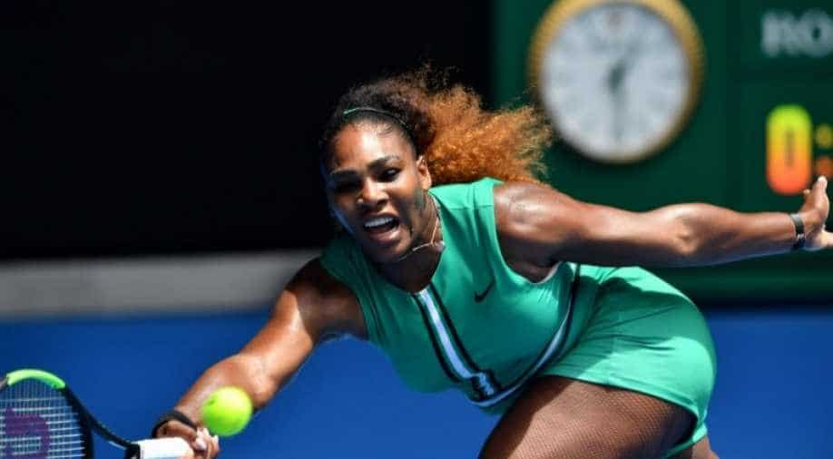Serena withdraws from Miami Open due to knee injury