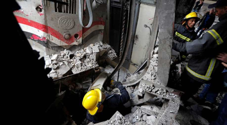 Ramses Station accident in Cairo leaves 20 dead, 40 injured