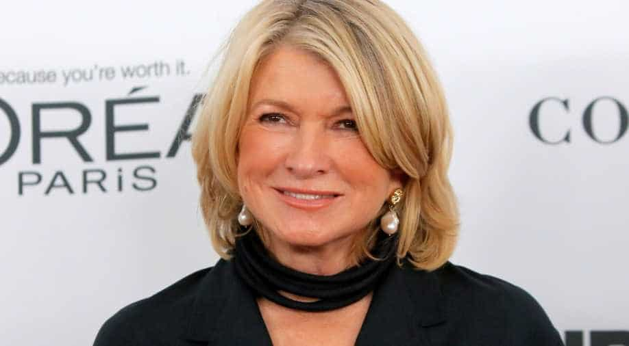 Martha Stewart Teams With Cannabis Company For CBD Products