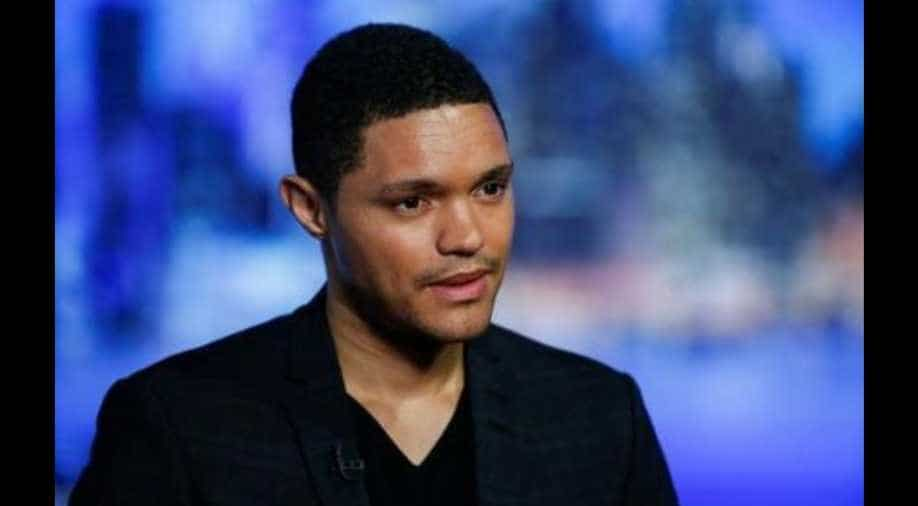 Trevor Noah in social media storm over 'ignorant' joke