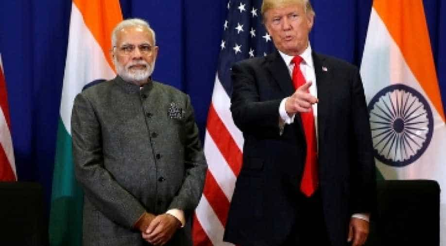 Trump ejects India from $5.6bn tariff deal over 'negative' trade barriers