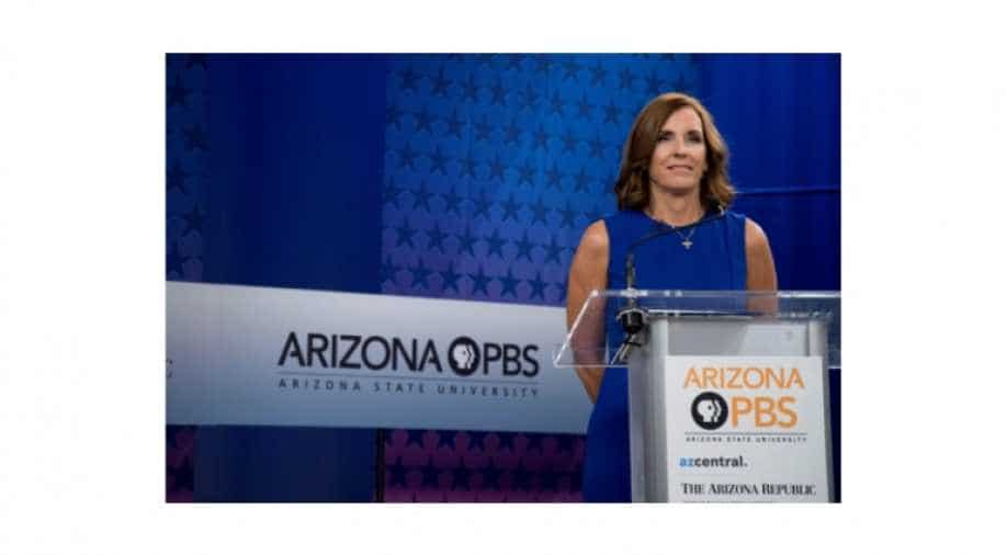 Senator Martha McSally: I was raped by Air Force superior officer