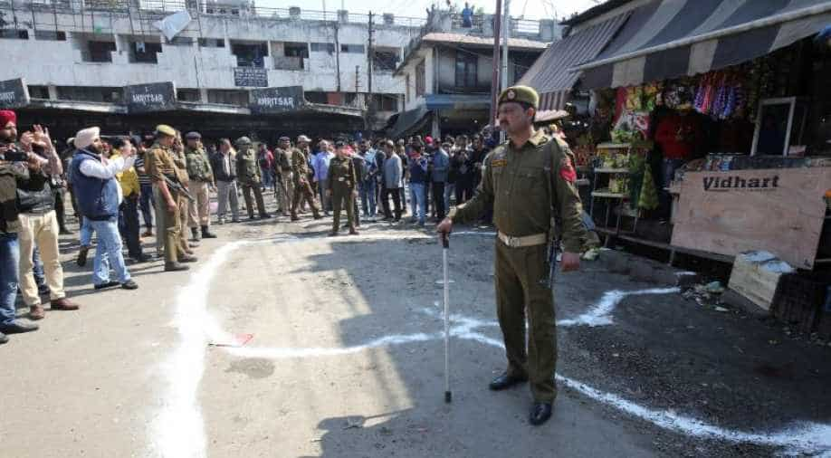 Grenade Blast at Busy Jammu Bus Stand, 18 Injured